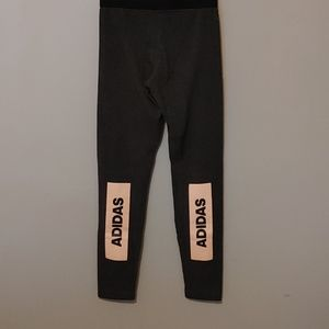 Adidas Leggings | Dark Grey | Size X Small